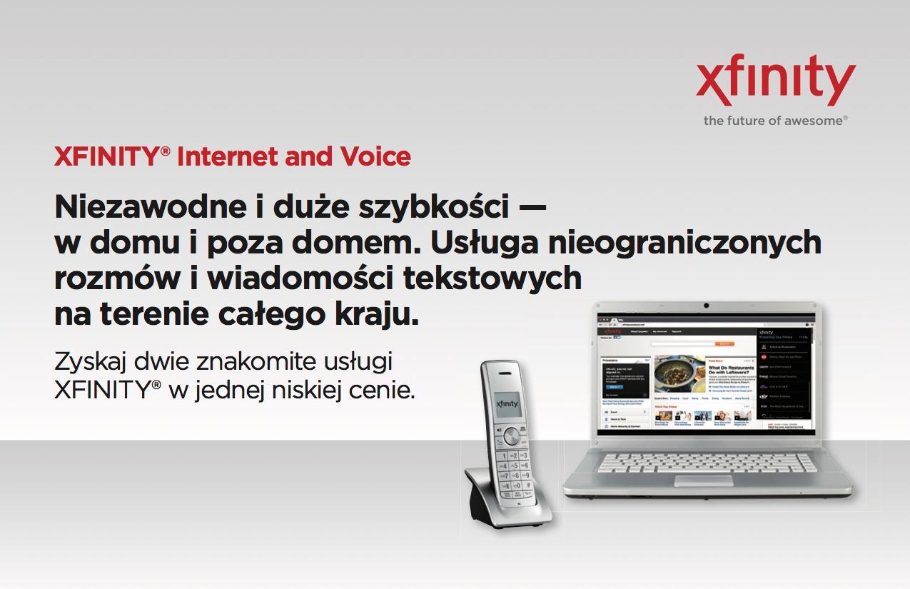 comcast polski